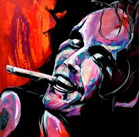 webo-Miscellaneous-People-People-Portraits-Modern-Age-Abstract-Art