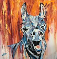 webo-Animals-Land-Miscellaneous-Animals-Modern-Age-Abstract-Art