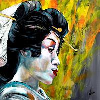 webo, Geisha