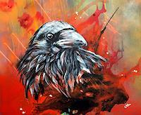 webo-Animals-Air-Animals-Modern-Age-Abstract-Art