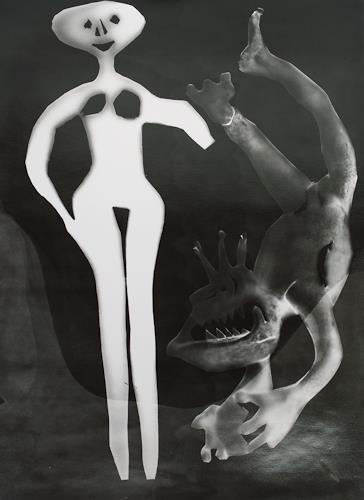 Klaus Ackerer, N/T, Abstract art