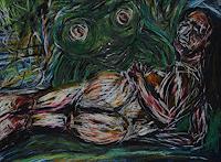 Klaus-Ackerer-Erotic-motifs-Female-nudes