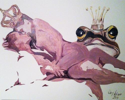Klaus Ackerer, N/T, Nude/Erotic motifs