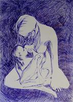 Klaus-Ackerer-Miscellaneous-Erotic-motifs-Erotic-motifs-Female-nudes