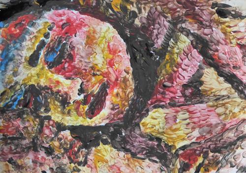 Klaus Ackerer, N/T, Fantasy, Abstract Art