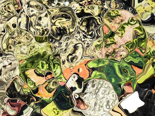 Klaus Ackerer, N/T, Abstract art, Abstract Art