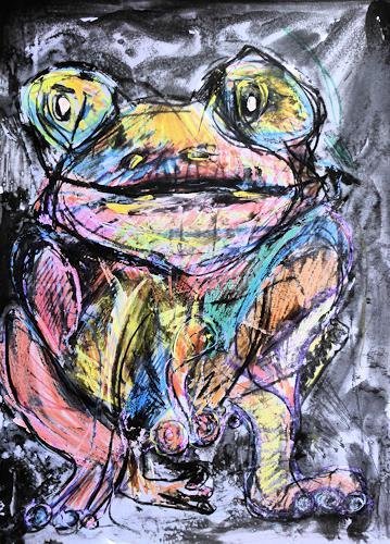 Klaus Ackerer, KI überall, Fantasy, Abstract Art