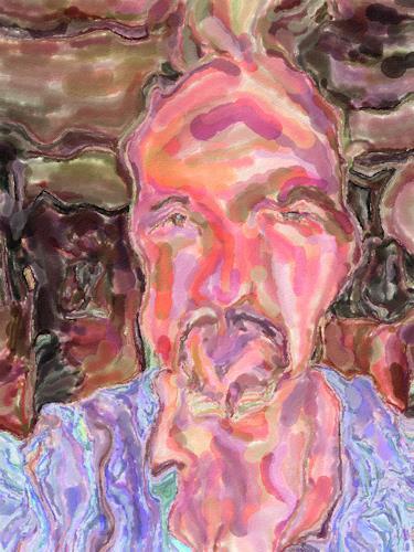 Klaus Ackerer, Der Egotrip, Burlesque, Abstract Art