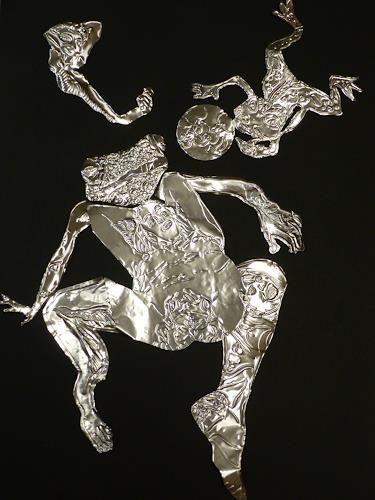 Klaus Ackerer, Herbstbetagte Kunst, Nude/Erotic motifs, Abstract Art