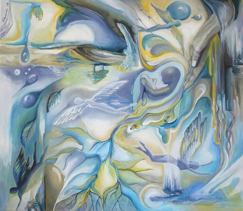 LUR-art/ Therese Lurvink, Anfang und Ende, Emotions: Safety, Fantasy