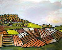 Wunderli-Sabine-Landscapes-Autumn-Modern-Age-Modern-Age