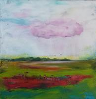 Petra Wittmund, auf rosa Wolke