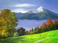 priyadarshi-gautam-Landscapes-Mountains-Nature-Earth-Modern-Age-Impressionism