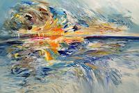 Peter Nottrott, Seascape Sailing Impressions XL 1