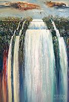 Peter Nottrott, Mystery Waterfall XL 1