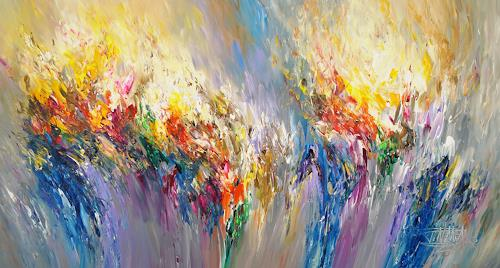 Peter Nottrott, A New Day L 1, Abstract art, Abstract Art