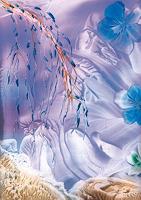 Ulrike-Kroell-Plants-Flowers-Miscellaneous-Romantic-motifs-Contemporary-Art-Contemporary-Art