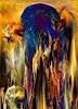 U. Kröll, Lichtreflexe pur  - Digital-ART
