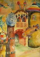 Brigitte-Heck-Fantasy-Mythology-Contemporary-Art-Contemporary-Art