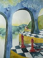 Brigitte-Heck-Fantasy-Still-life-Contemporary-Art-Contemporary-Art
