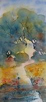 Brigitte-Heck-Landscapes-Spring-Times-Spring-Contemporary-Art-Contemporary-Art