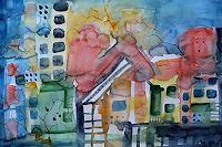 Brigitte-Heck-Abstract-art-Leisure-Contemporary-Art-Contemporary-Art