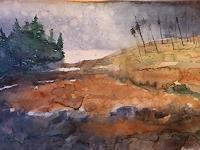 Brigitte-Heck-Landscapes-Autumn-Contemporary-Art-Contemporary-Art