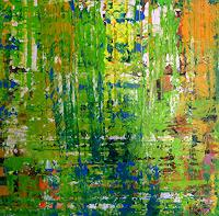 Brigitte-Heck-Plants-Trees-Abstract-art-Contemporary-Art-Contemporary-Art