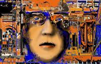 Brigitte-Heck-People-Portraits-Fantasy-Contemporary-Art-Contemporary-Art