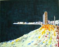 Gemma-Aeschlimann-Landscapes-Beaches-Buildings-Skyscrapers