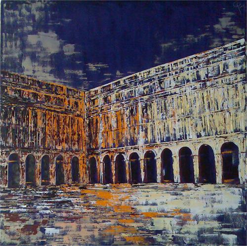 Gemma Aeschlimann, plaça reial, Architecture, Miscellaneous Buildings, Expressionism