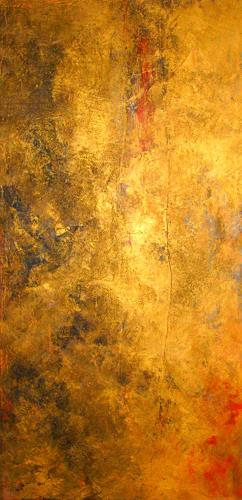 Silke Brandenstein, oro, Abstract art