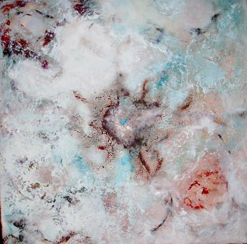 Joy Silke Brandenstein, Liebe verbindet alles, Emotions: Love, Abstract art, Expressionism