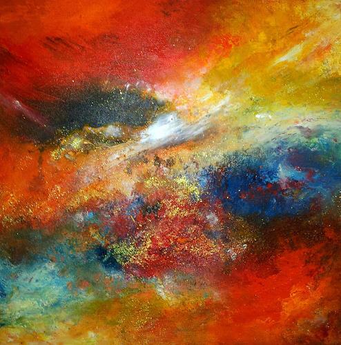Silke Brandenstein, Sky full of stars, Outer space, Fantasy