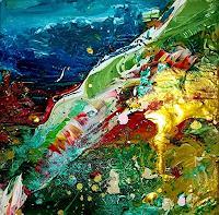 Joy-Silke-Brandenstein-Fantasy-Modern-Age-Expressionism-Abstract-Expressionism