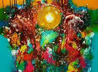 Joy-Silke-Brandenstein-Symbol-Fantasy-Modern-Age-Expressionism-Abstract-Expressionism
