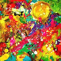 Joy-Silke-Brandenstein-Emotions-Joy-Modern-Age-Expressionism-Abstract-Expressionism