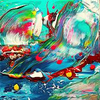 Joy-Silke-Brandenstein-Movement-Modern-Age-Expressionism-Abstract-Expressionism
