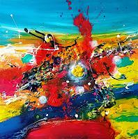 Silke-Brandenstein-Fantasy-Modern-Age-Expressionism-Abstract-Expressionism