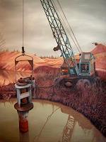 Niklas-Hughes-Miscellaneous-Landscapes-Mythology-Modern-Times-Realism
