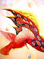 regibarg-Mythology-Nature-Fire-Contemporary-Art-Post-Surrealism