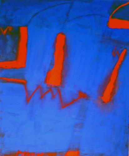Rolf Blösch, o.T., Emotions: Joy, Expressionism