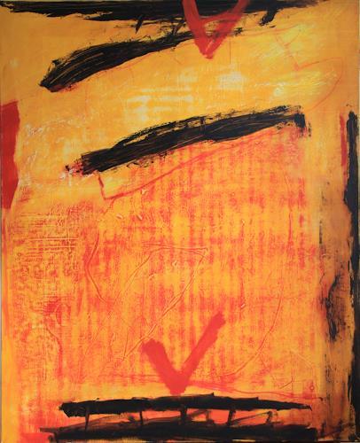 Rolf Blösch, N/T, Abstract art