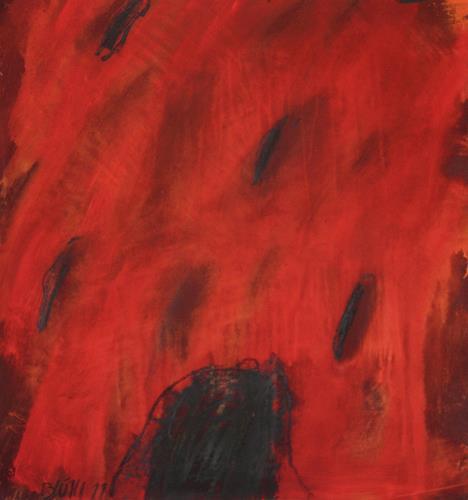 Rolf Blösch, o.t., Abstract art