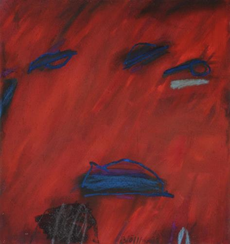 Rolf Blösch, 0.t., Abstract art