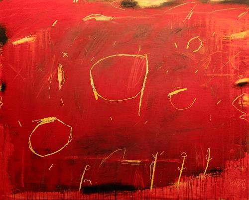 Rolf Blösch, o.T., Abstract art, History, Non-Objectivism [Informel]