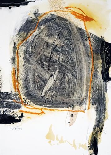 Rolf Blösch, OT, Abstract art, Humor, Non-Objectivism [Informel]