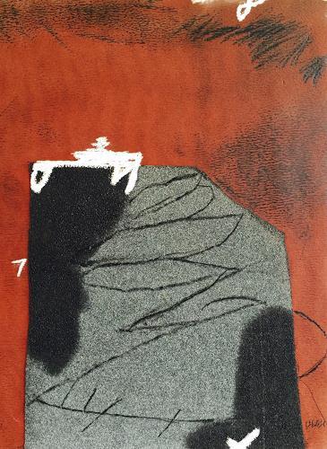 Rolf Blösch, Thermik, Abstract art, Movement, Non-Objectivism [Informel], Expressionism