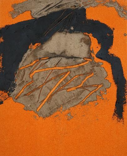 Rolf Blösch, OT, Abstract art, Fantasy, Non-Objectivism [Informel]