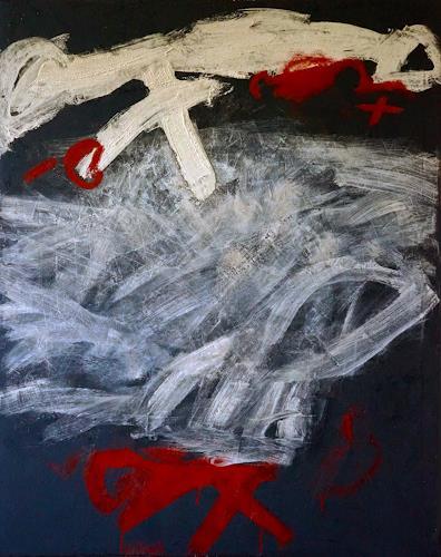 Rolf Blösch, OT, Emotions, Abstract art, Abstract Art